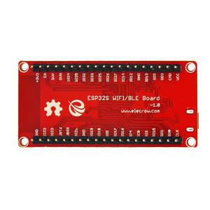 Image 5 - Elecrow esp32 wifi iot placa de desenvolvimento ESP WROOM 32 lua wi fi bluetooth nodemcu iot programável módulo sem fio kit diy