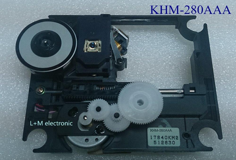 ОРИГИНАЛ KHM-280AAA KHM280AAA KHM 280AAA с механизъм DVD Лазерни обекти Lasereinheit Оптични пикапи