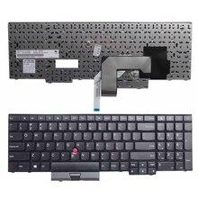 US New Keyboard FOR Lenovo FOR ThinkPad FOR Edge E530 E530C E535 E545 04Y0301 0C01700 V132020AS3