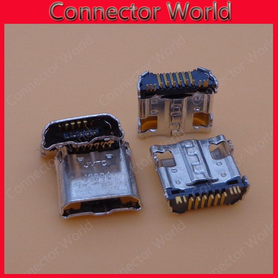 10PCS Charging Connector Mini Micro USB Jack Socket Port Dock Plug For Samsung Tab 4 7.0 Wi-Fi T230 SM-T230 T231 T230NU Tablet