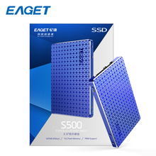 Eaget SSD 240 GB Internal Solid State Drive SATA3 2.5 Inch HDD Disk Flash Memory High Speed SSD 120GB Blue TLC for Laptop server