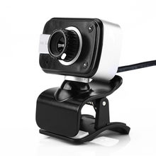 20 # USB Web Cam Webcam HD 300 Megapixel PC Camera Mic Thu Mic Cho Skype Cho Android máy Tính Camera(China)