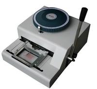 plastic card printing machine pvc card printer as emobossed