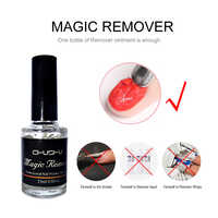 CHUNSHU Magic Remover UV Gel Polish Nail Art Polish Gel Remover All For Manicure Soak Off Means For Removing Gel Varnish 15ml