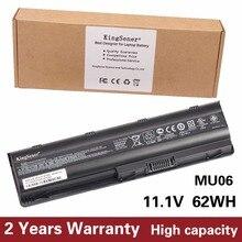 Kingsener Корея сотовый Новый MU06 Батарея для HP 430 431 435 630 631 635 636 650 655 CQ32 CQ62 G32 G42 G72 G56 G62 G7 DM4 593553-001