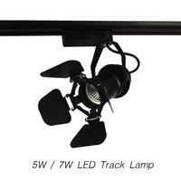 Art Lamp LED Track Light Personalize Spotlight White / Warm White Store Clothing Upscale Shop Lighting Modern Retro Style