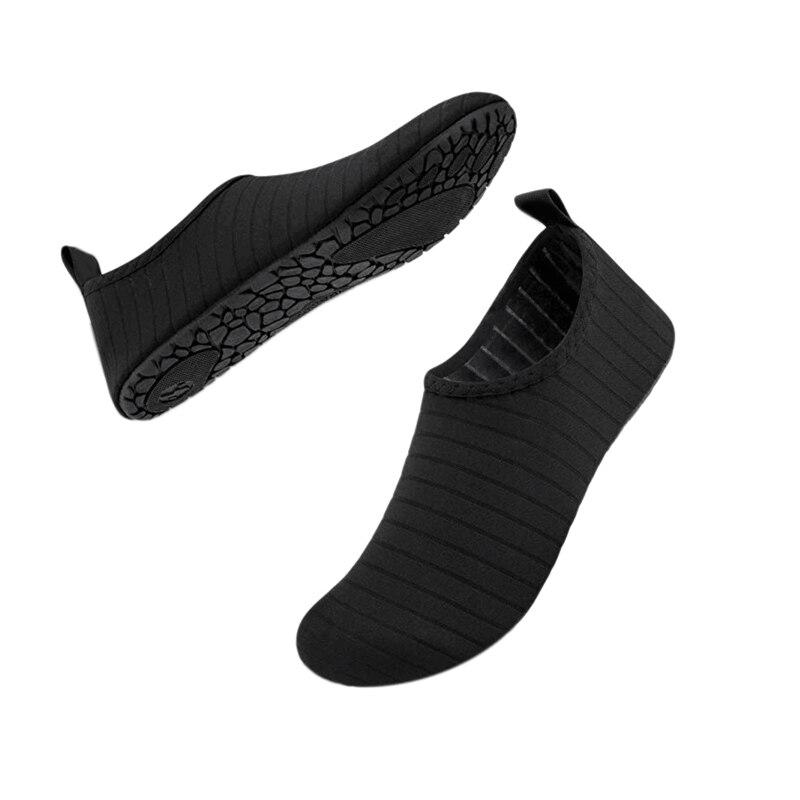 ①  Обувь для водных видов спорта Босоножки быстросохнущие Водные носки для йоги Мужские женские 40 ярдо ★