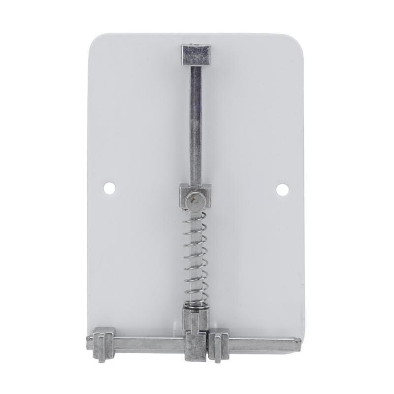 Universal Stainless Steel PCB Holder Fixtures <font><b>Jig</b></font> Stand Maintenance Repair Platform For Mobile <font><b>Phone</b></font> Soldering Iron Rework Tool