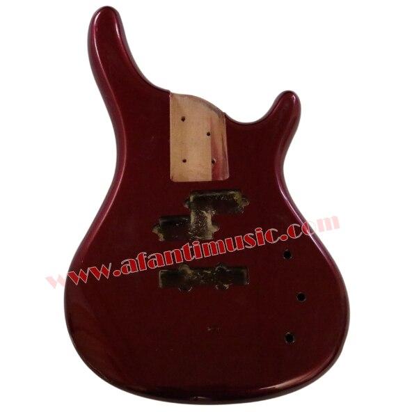 Afanti Musica FAI DA TE Bass Basso chitarra Elettrica FAI DA TE Corpo (ADK-164)Afanti Musica FAI DA TE Bass Basso chitarra Elettrica FAI DA TE Corpo (ADK-164)