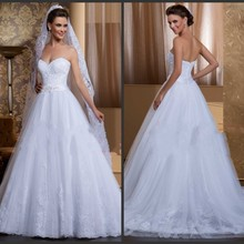 2019 Custom Made Wedding Dresses Bride Dress