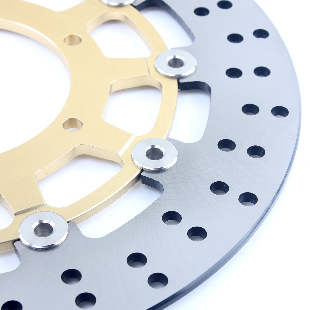 GSXR Front Brake Discs Rotors for Suzuki GSXR600 GSXR750 1997-2003 GSXR1000 2001 2002 Hayabusa GSX1300R 1999-2007 TL1000R TL1000S 98-01
