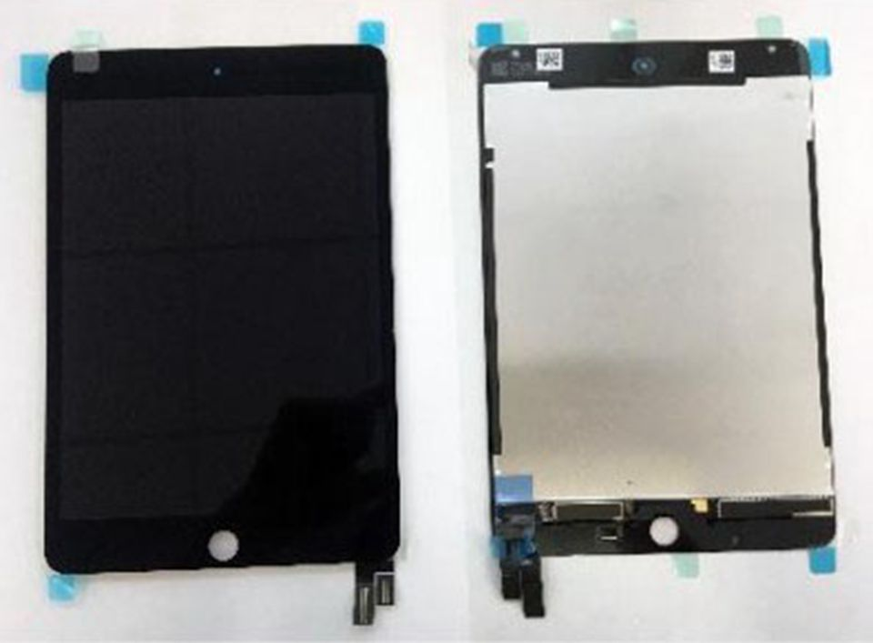 For Apple Ipad mini 4 A1538 A1550 Lcd Screen Display monitor With touch Panel Glass DIgitizer only Assembly for mini4 цена