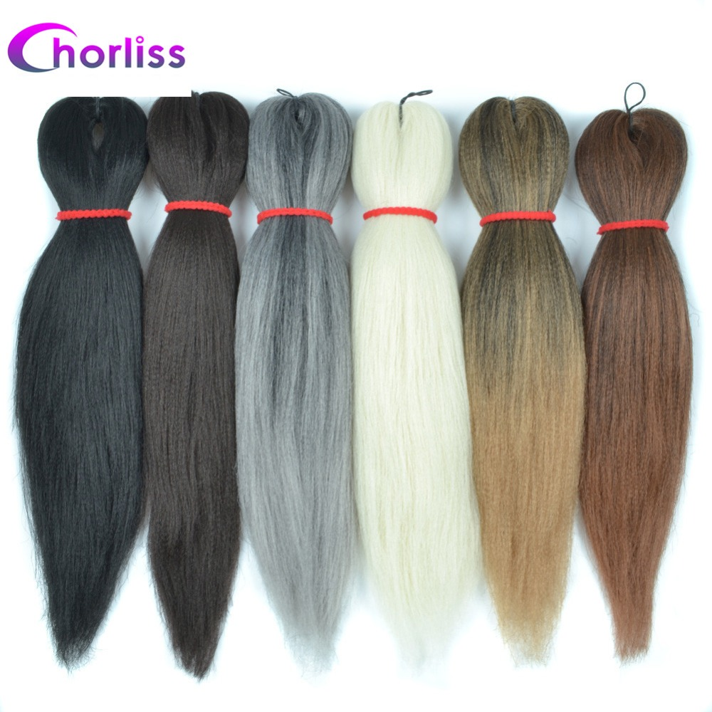 Chorliss Ez Braid Synthetic Kanekalon Hair Extensions Jumbo Braids