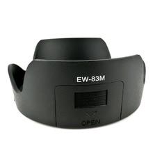 Lens Hood Replace EW 83M EW83M for Canon EF 24 105 F3.5 5.6 / 24 105mm f/3.5 5.6 IS STM Len Lenses EW 83M