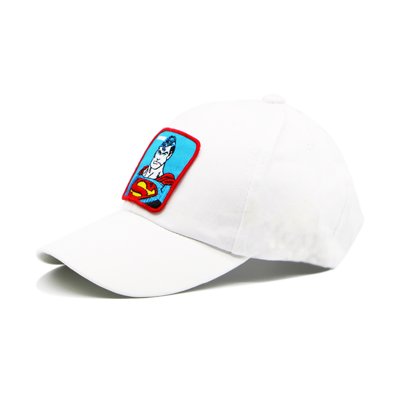 Fashion Children 39 s Baseball Cap Embroidery Patch Cartoon Pattern Baseball Cap Bicycle Hat Outdoor Climbing Sunhat in Men 39 s Baseball Caps from Apparel Accessories
