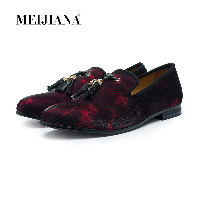 New men casual shoes MeiJiaNa Brand breathable fashion spring comfortable men shoes-in Men's Casual Shoes from Shoes    1