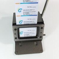 Manual ID Business Credit Cutter Paper Name Card PVC Card Cutting Machine Die Punch Thickness Cutter