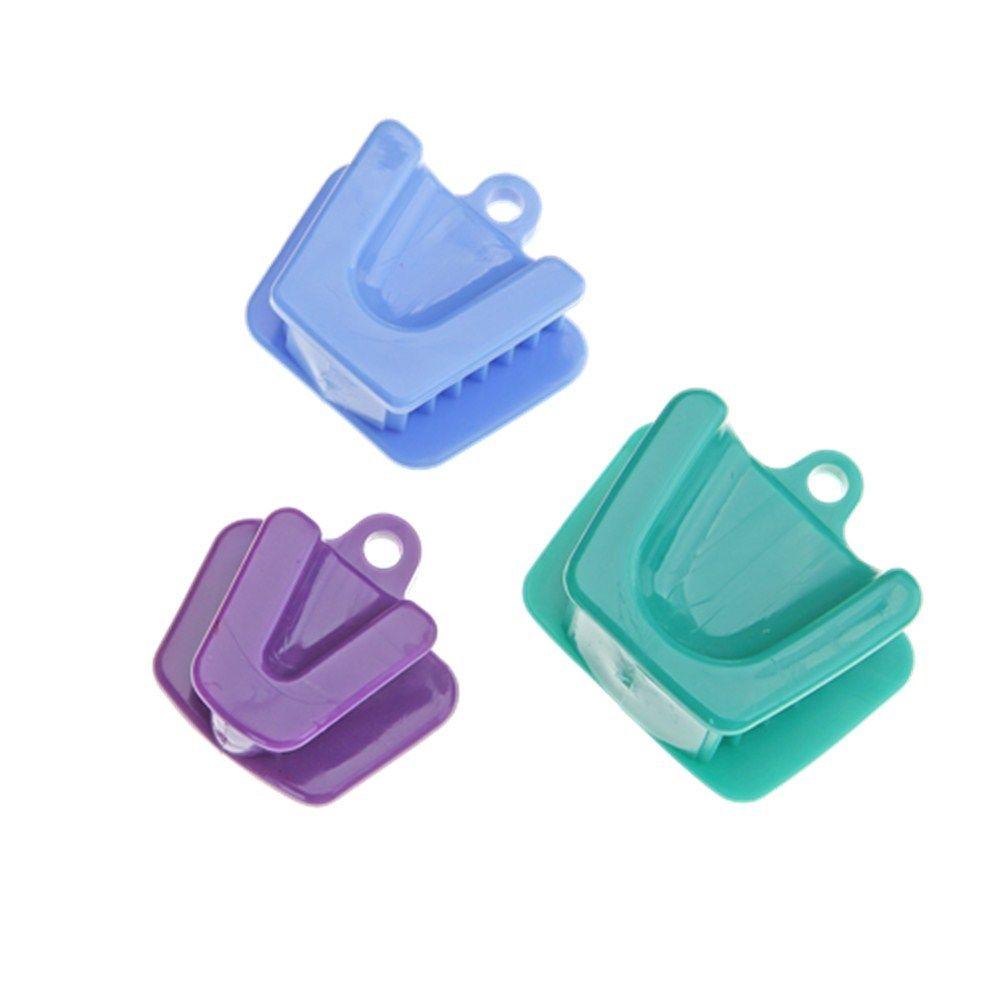 3 шт. Стоматологические Рот Упорки Накусочной Подушки Стоматологическая Питания Нож Втягивающее Большой Средний Маленький