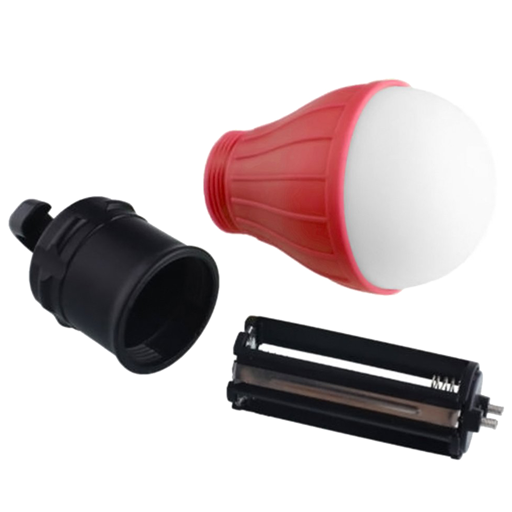 Multifunctional Outdoor Working LED Tent Light Portable Emergency Lamp Camping Fishing Latern