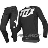 MX 360 Kila Jersey pantalon Motocross Dirt bike vtt vtt adulte ensemble de vitesse de course noir
