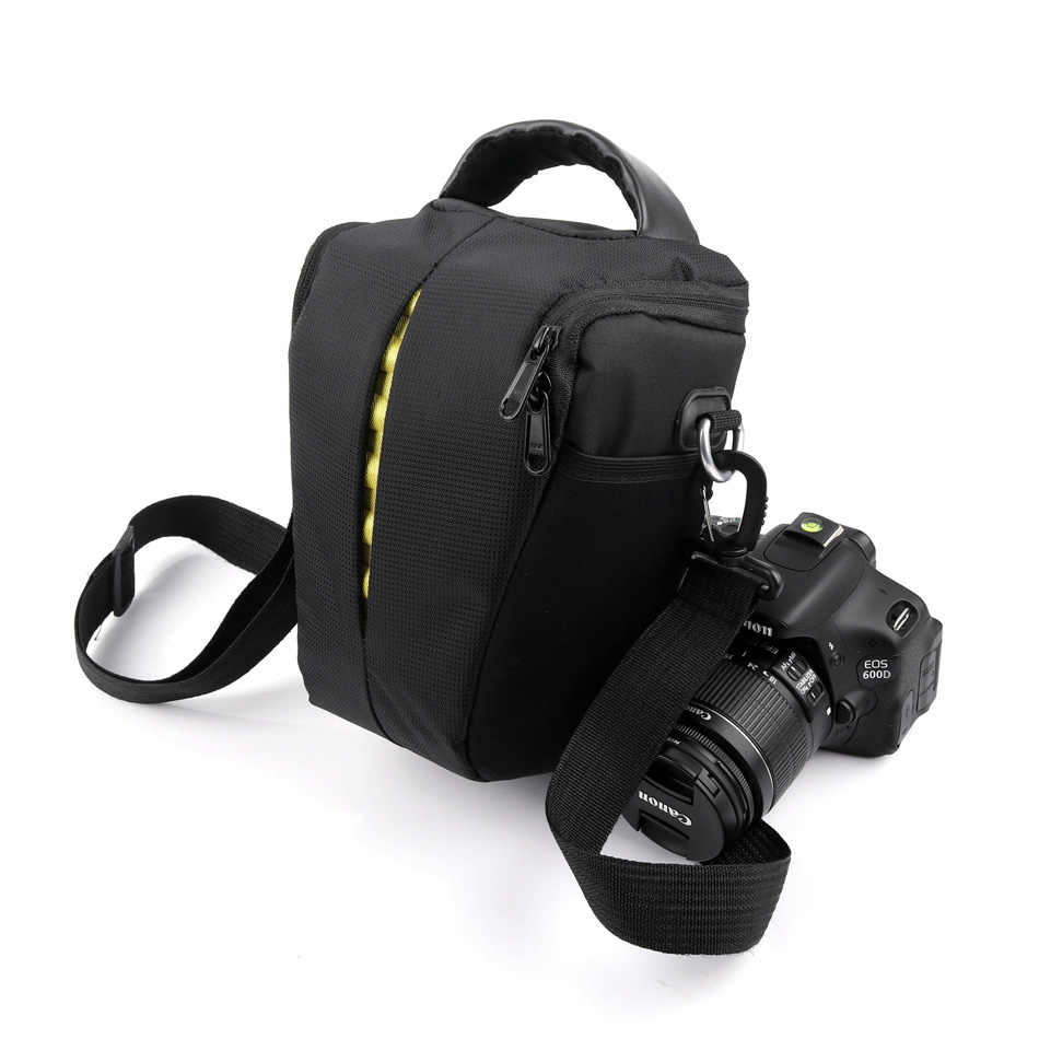 Dslr Hombro Cámara Funda Bolso Para Nikon D3300 D5300 D610 Df D810 D750