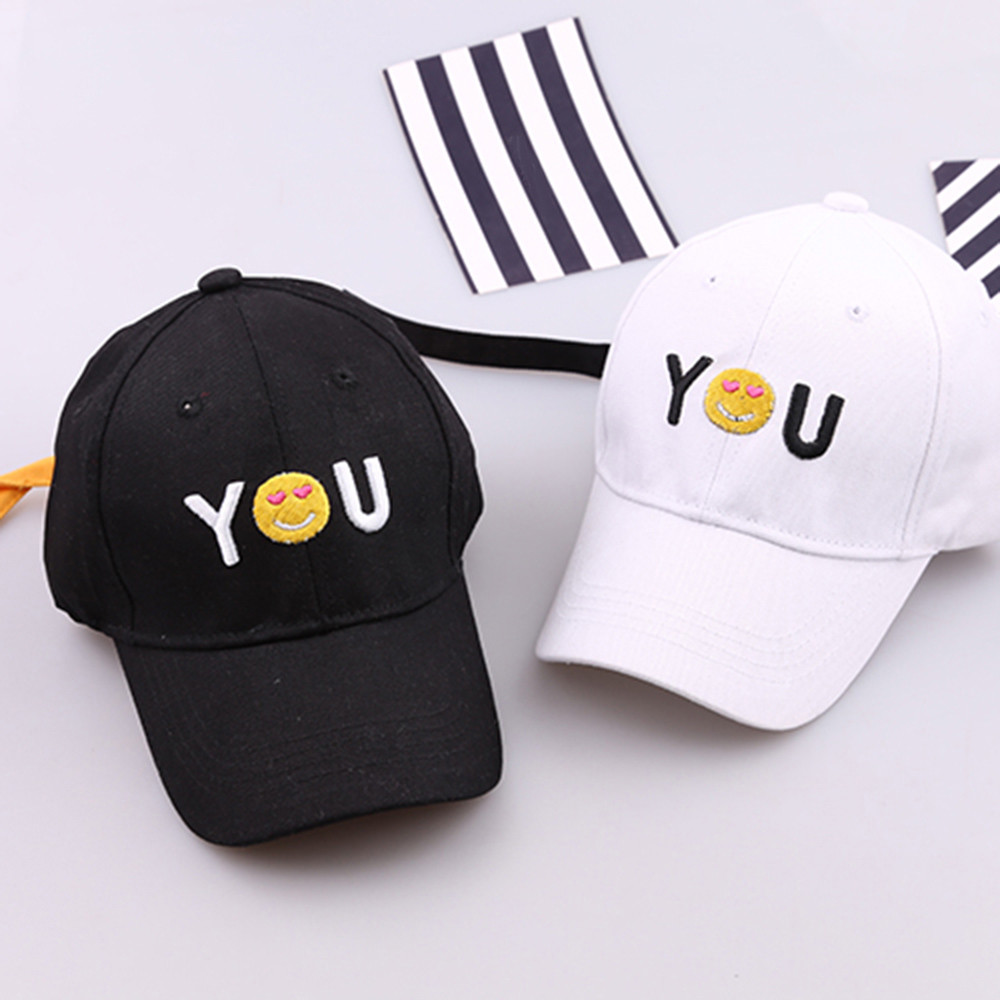 7f7d602f8d7 MUQGEW Cute Kids Summer Hats Child Letter Embroidery Bongrace Hat 2018  Fashion Children Girls BoysPeak Baseball