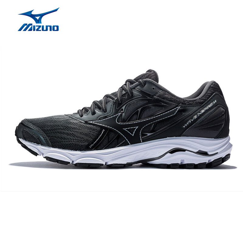 MIZUNO Men WAVE INSPIRE 14 Running Shoes Support Protection Sports Shoes Cushioning Breathable Jogging Shoes J1GC184417 XYP656