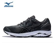 Mizuno Для мужчин Wave Inspire 14 Кроссовки Поддержка защиты спортивные Обувь амортизацию Дышащие Беговые Обувь J1GC184417 XYP656