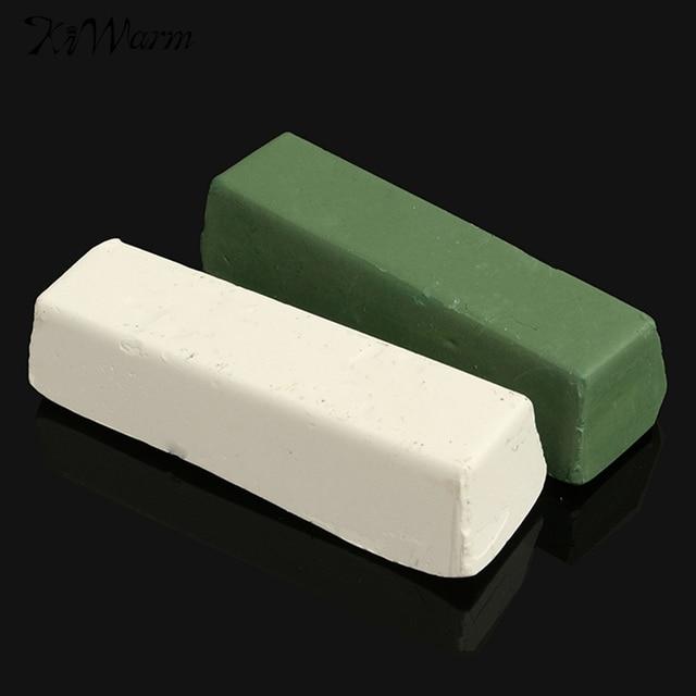 White Green Sharpener Metal Polishing Paste Chromium Oxide Green Abrasive Paste Polishing Wax 100g