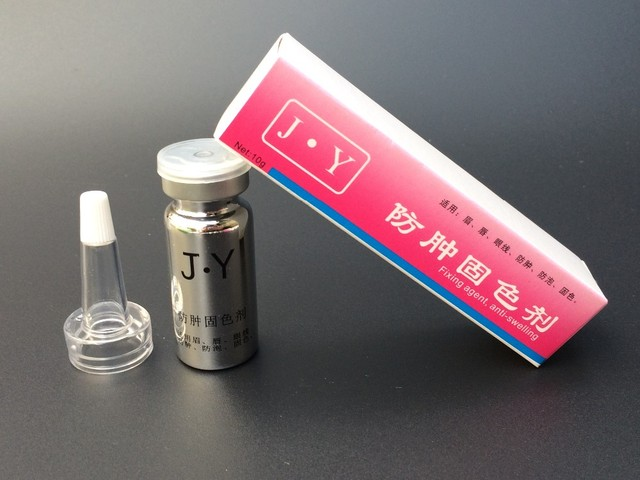 2Pcs/lot Permanent Makeup Fixing Agent For Lock Color Permanent Eyebrow And Lip Makeup Supply
