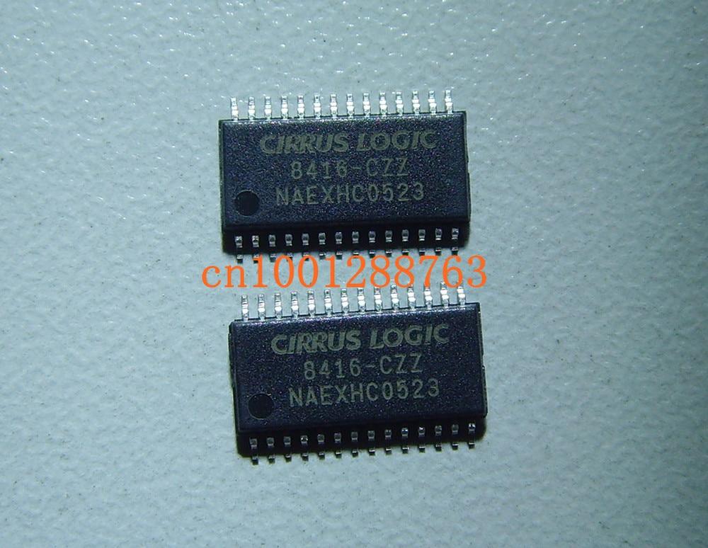 CS8415A-CS CIRRUS LOGIC Digital Audio Interface Receiver 1RX 28-Pin SOIC 2 PCS