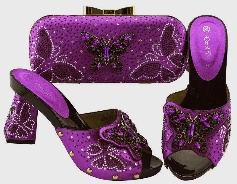 Ensemble Sac Mode Avec Design Nouveau Chaussures Africain Assorti Pour Royal Italiennes De Bleu Et Fête zq8WnBU8