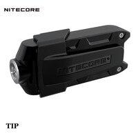 Nitecore TIP USB Charging Metallic Keychain Mini Torch Light Aluminum Alloy Light weight Waterproof Lamp with 1 year standby