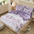 100% baumwolle Bettbezug Schönheit Floral Bett Abdeckung für Kinder Erwachsene Einzigen Doppelbett Schlafzimmer Verwenden XF650-1 (Keine Kissenbezug)
