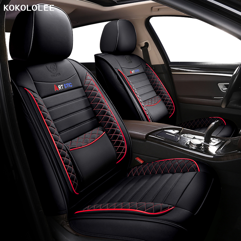 kokololee font b car b font seat cover For Volkswagen vw passat b5 b6 b7 b8