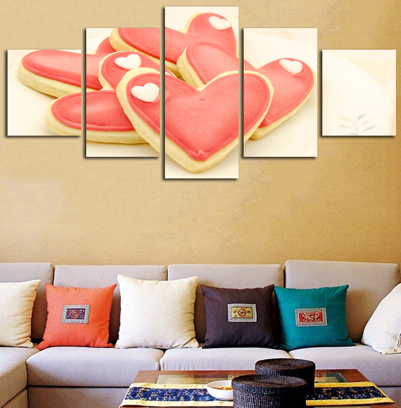 Modern Triangle Shaped Wall Decor Picture Collection - Art & Wall ...