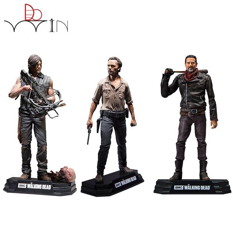 dowin7-18-cm-la-marche-morte-negan-rick-grimes-daryl-dixon-pvc-figurine-a-collectionner-modele-pour-jouet-d'enfant