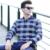 En el otoño de 2016 nuevos hombres de manga larga cuello de la camisa de POLO de la raya ropa superior sin forro de los viajeros de negocios y de ocio