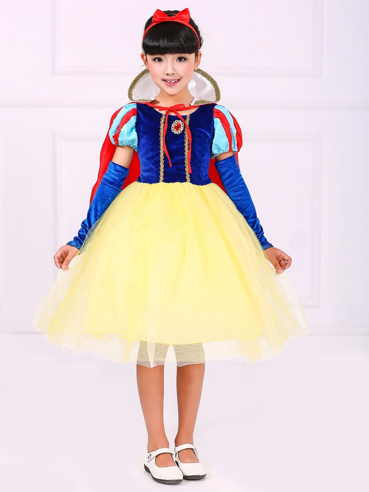 snow white costume child