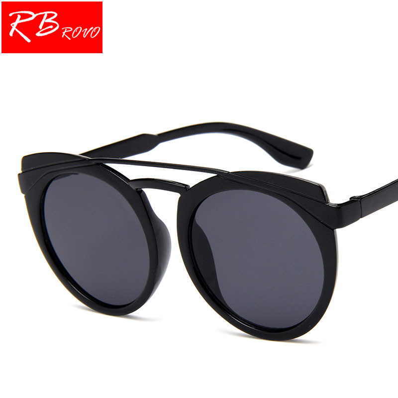 RBROVO 2018 Female Cat Eye Sunglasses Women Fashion Vintage Candy Color Sun Glasses Classic Shopping Goggle Oculos De Sol UV400