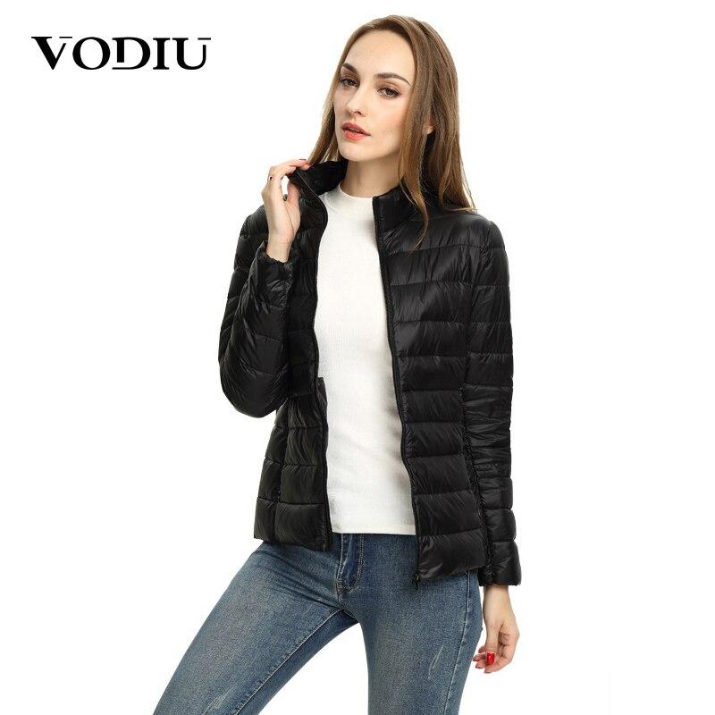 2017 Women zipper Ultra Light thinsulate Down Jacket, Winter Duck Down, Jacket Women Slim Thin Long Sleeve Coat Pocket Parka