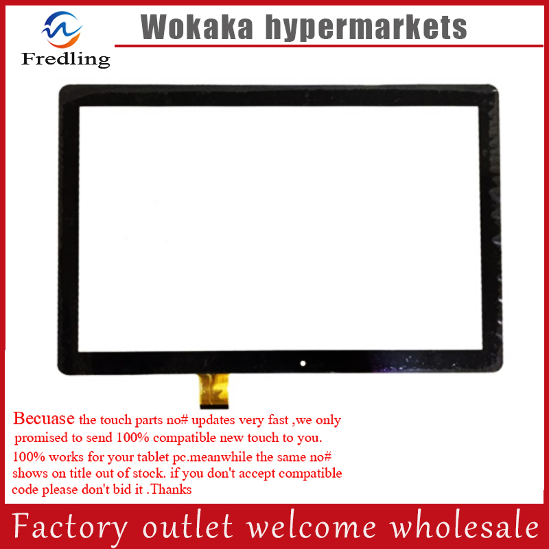 New ZJ-10039A JZ 10.1'' inch Tablet Capacitive touch screen panel Digitizer Glass Sensor Replacement Free Shipping new 7 inch tablet capacitive touch screen replacement for dns airtab m76 digitizer external screen sensor free shipping