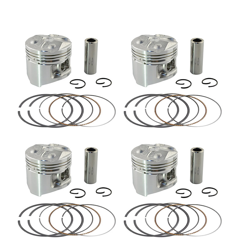 STD 69mm;1 Set Engine Piston Rings Set for YAMAHA YP250 Majesty 4HC Road Passion