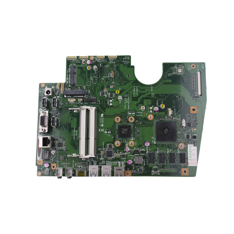 For ASUS ET2012A Motherboard ET 2012A Mainboard Rev 1.3 for laptop system board 100% tested & fully work