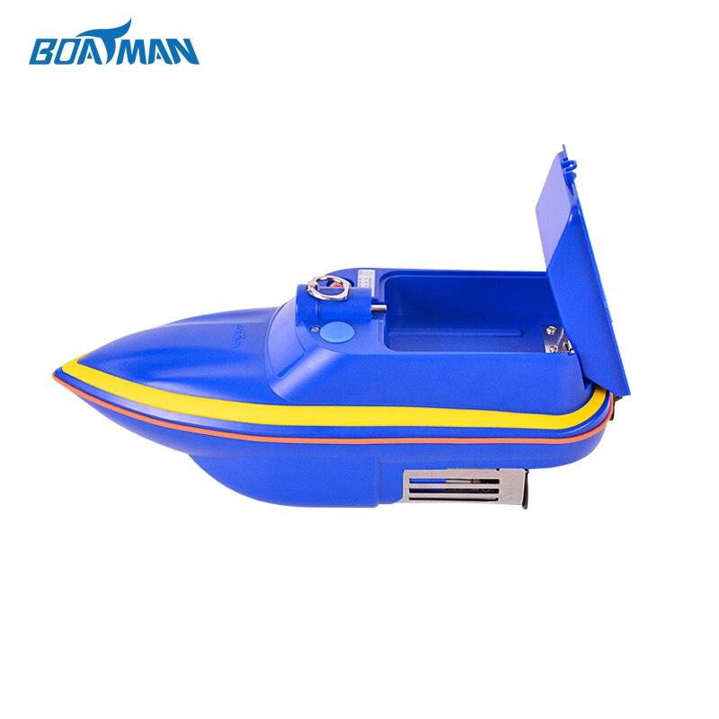 Isca de Pesca Abs Plástico Automático Mini Barcos