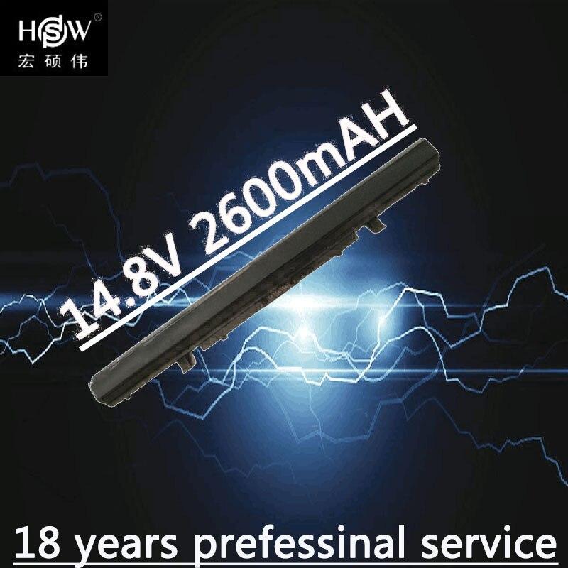 HSW Battery For Toshiba Satellite L900 L950 L950D L955D U845 U940 U945 PA5076U-1BRS PA5077U-1BRS PABAS268 Pa5076 Pa5076u Bateria
