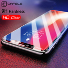 Cafele Screen Protector for iPhone X Tempered Glass Screen Protector 3D for iPhone X HD Clear Anti-blue Fingerprint proof