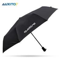 For Audi Quattro Umbrella For Audi A3 8P 8V A4 B5 B6 B7 B8 A6 C5