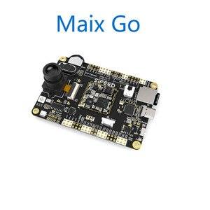 Image 2 - Sipeed MAIX ללכת K210 AI כיס Deluxe מלוא תכונות פיתוח לוח עם מעטפת המשולב הבאגים