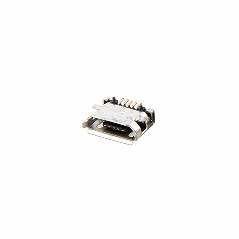 10 шт. Micro USB MK5P 5pin гнездовой разъем Micro usb зарядный разъем прямой